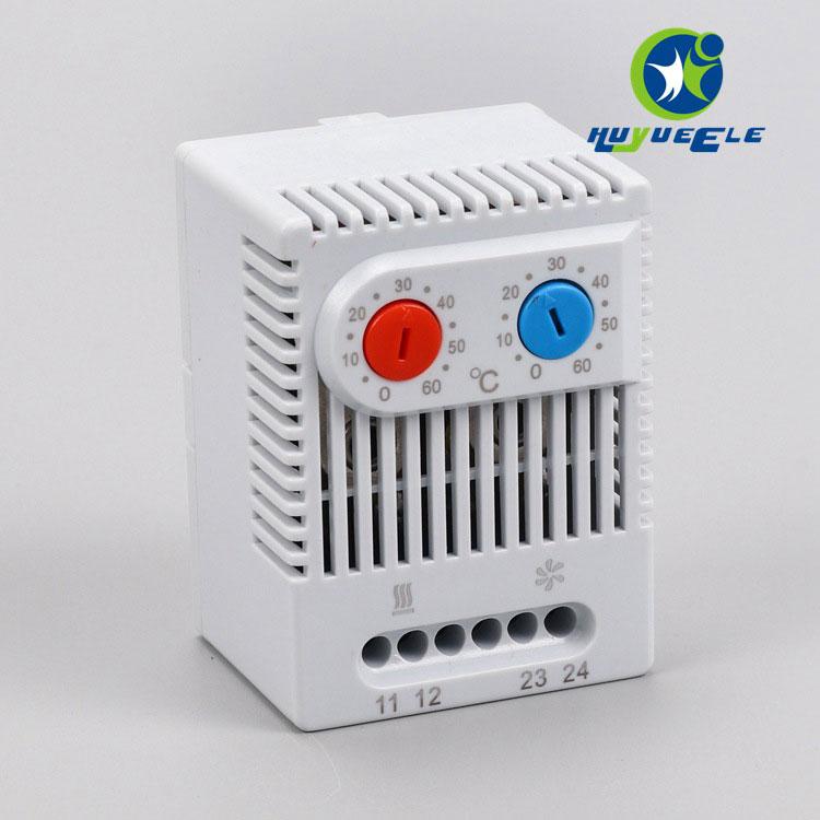 ZR011机柜恒温器 机柜温控器 机箱温度调节器